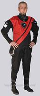 Сухой гидрокостюм для дайвинг BS Diver Maverick; размер L;  c ботами 42, 43; с сумкой