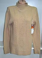 Женский зимний свитер большой размер