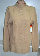 Женский зимний свитер большой размер ангора, фото 1