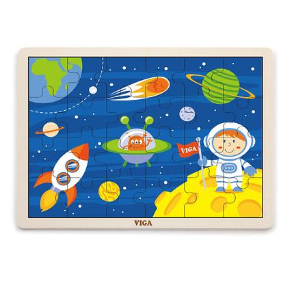 """Пазл Viga Toys """"Космос"""" (51461), фото 2"""
