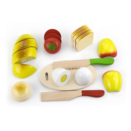 """Игровой набор Viga Toys """"Продукты"""" (56219), фото 2"""