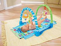 развивающий игровой коврик Морские чудеса Fisher Price, фото 1
