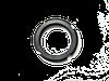Гайка М10 ГОСТ 11871-88 кругла шлицевая, фото 2