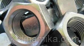 Гайка М125 высокого класса прочности 10.0, ГОСТ 10605-94:, фото 3