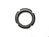 Гайка М200 ГОСТ 11871-88 круглая шлицевая, фото 2