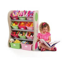 Стеллаж для хранения игрушек Step2 New