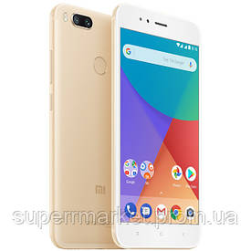 Смартфон Xiaomi Mi A1 32Gb Gold Global Version