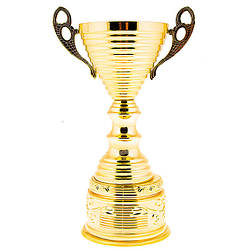 Кубок с чашей h=36см