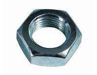 Гайка нержавеющая М5 DIN980. Гайка нержавеющая самостопорящаяся. Нержавеющая сталь А2, А4., фото 2