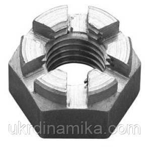 Гайка низька М48 ГОСТ 5916-70, фото 2