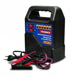 Автомобільний зарядний пристрій AC01, 6В/12В, 2/6A  Technics 52-290 | автомобильный зарядное устройство