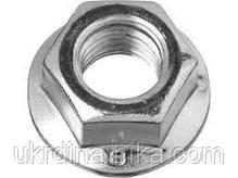 Гайка фланцевая М30 ГОСТ 9064-75 из нерж стали, фото 2