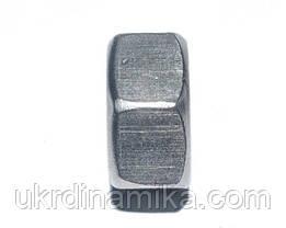 Гайка шестигранна нержавіюча М33 DIN 934, сталь А2-70, фото 2