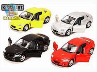 Коллекционная машинка Mazda RX-8
