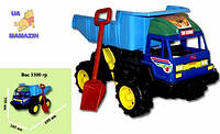 """Машина детская для игры на улице """"DAF"""" Kinderway"""