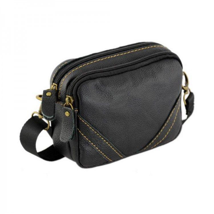27cd2ce87ba9 Прямоугольная сумка через плечо и на пояс Traum арт. 7173-17 - BagShop.