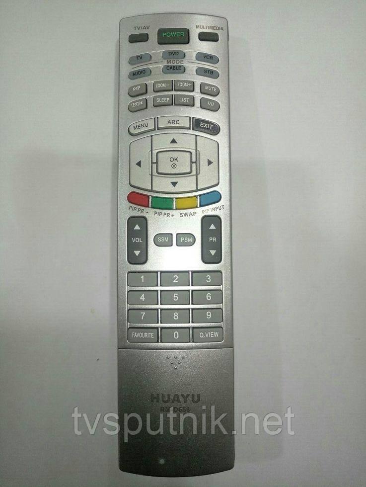 Универсальный Пульт LG RM-D656