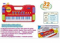 Пианино 32 клавиши