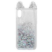 Накладка Stardust for iPhone 6/6S White Bunny