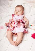 Платье нарядное в комплекте с шортиками Choupette  Конфетти 30.51