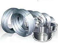 Алюминиевая проволока 2 мм марки алюминий А, в наличии на складе мягкая и твердая, опт и розница