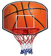 Баскетбольное кольцо и щит