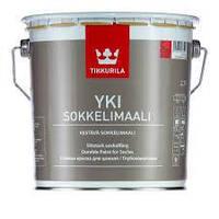 Tikkurila Yki Sokkelimaali (Тиккурила Юки) База А, 2.7 л