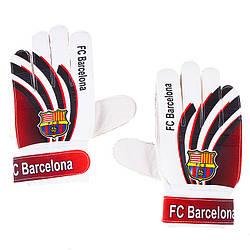 Прочные вратарские перчатки  MIX CLUB, PVC, размер L