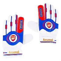 Детские вратарские перчатки для футбола MIX CLUB