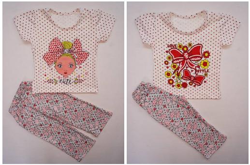 Пижамки подростковые на девченок, фото 2