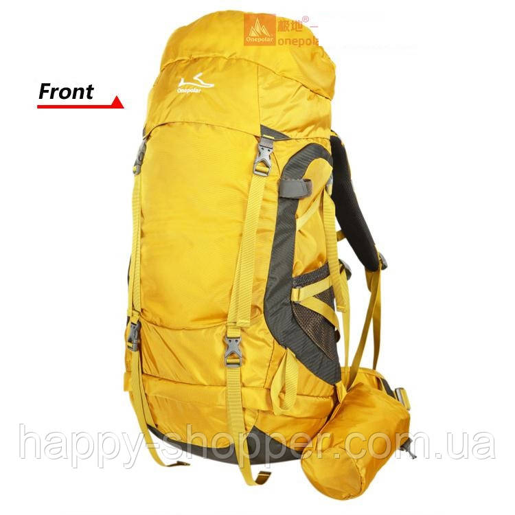 Туристический рюкзак 50 л Onepolar Pistachio 1636