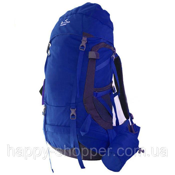 Туристический рюкзак 50 л Onepolar Pistachio 1636  Синий