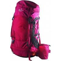 Туристический рюкзак 50 л Onepolar Pistachio 1636  Малиновый, фото 1