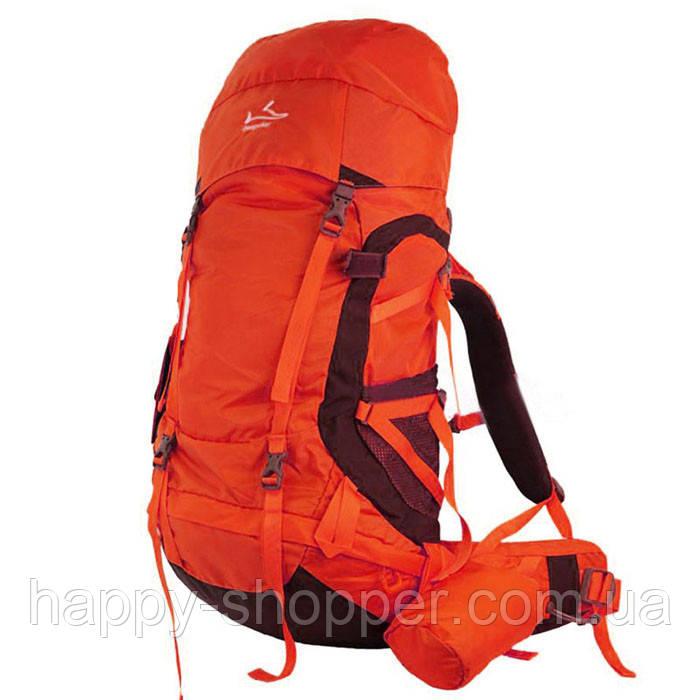 Туристический рюкзак 50 л Onepolar Pistachio 1636  Оранжевый