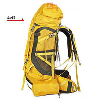 Туристический рюкзак 50 л Onepolar Pistachio 1636  Коричневый, фото 1