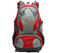 Рюкзак 32 л Onepolar Rubicon 1550 Сетка, Для взрослых, 2, Поясной ремень, Каркасный, Красный, фото 1