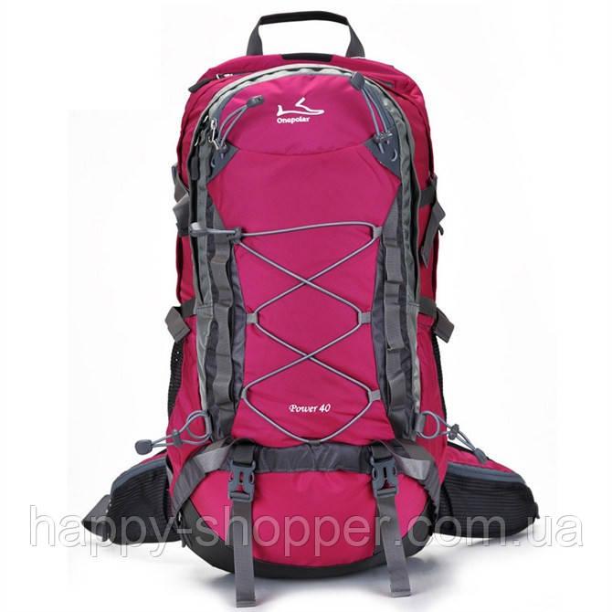 Штурмовой рюкзак 40 л Onepolar Power 1530 Малиновый
