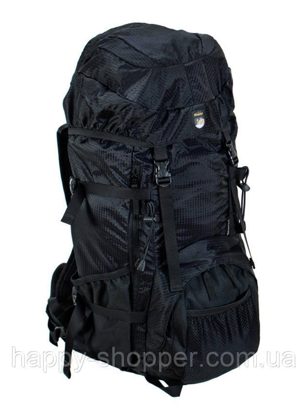 Туристический рюкзак 55 л Onepolar 1208 Черный