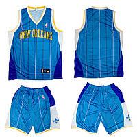 Баскетбольная форма New Orleans Pelicans NBA