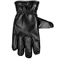 Перчатки мужские кожзам 91308