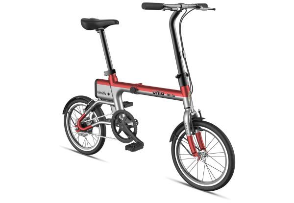 Электровелосипед Xiaomi UMA MINI Metal