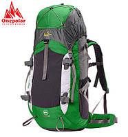 Туристический рюкзак 45 л Onepolar 1702 Зеленый, фото 1