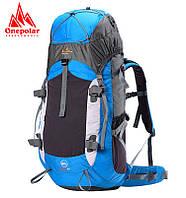 Туристический рюкзак 45 л Onepolar 1702 Голубой, фото 1