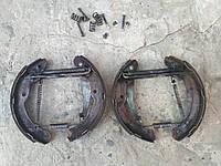 Тормозные колодки задние барабанные комплект б/у, фото 1