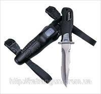 Нож для подводного плавания Saekodive 3006 Stainless Steel