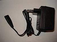 Зарядное устройство детский электромобиль 6V/1000mAh плоский штекер
