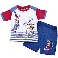 Комплект детский лето мальчик Agile Indians 052