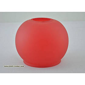 Плафон красный цоколь Е-27 PL-3659 RD