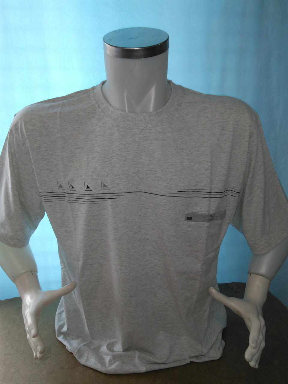 Мужская футболка (JUJO)   увеличенная