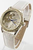 Женские механические наручные часы Goer, белые, фото 1